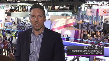 GV Reports: IBC 2016: Cisco