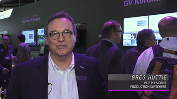 GV Reports: IBC 2016: Switchers K-Frame