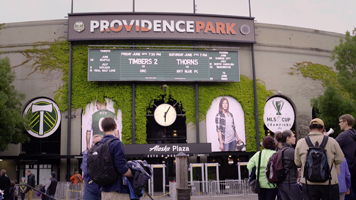 Technology Spotlight: GV Korona Switcher & K2 Dyno Replay at Portland's Providence Park (Portland Timbers)