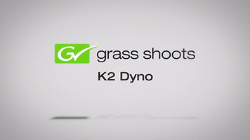 Grass Shoots – K2 Dyno Replay System:
