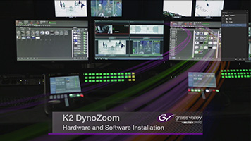 K2 DynoZoom Hardware and Software Installation (K2 Dyno Replay System):