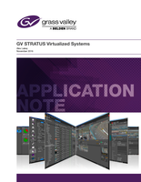 GV STRATUS Virtualized Systems Application Note