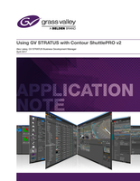 Using GV STRATUS with Contour ShuttlePRO v2 Application Note