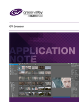 GV Browser Application Note