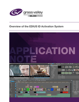 Overview of the EDIUS ID Activation System