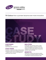 TV Cultura — How A Pioneer Became Even More Innovative Case Study