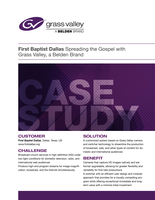 First Baptist Dallas Case Study
