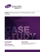 WGBH Getting <i>Ignited</i> and Finding Efficiency Along The Way Case Study