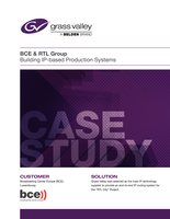 Building IP based production Systems Case Study
