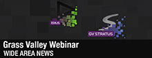 Webinar: Wide Area News