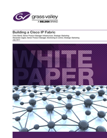 Building an IP Fabric with Cisco Products Whitepaper