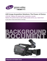 LDX Image Acquisition Solutions: The Power of Choice Whitepaper