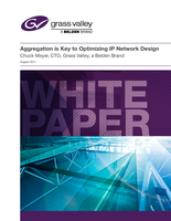 Aggregation is Key to Optimizing IP Network Design Whitepaper