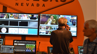NAB 2018 Grass Valley Remote Production