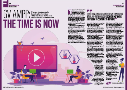GV AMPP: Time Is Now